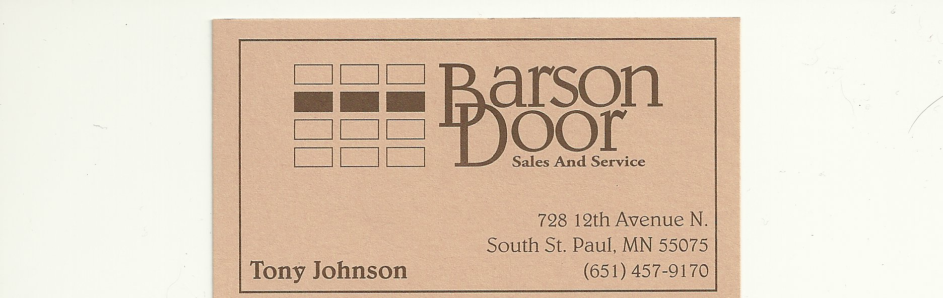 Fast Friendly Service, Locally Owned Garage Door Repair Company Since 1982